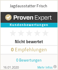 Erfahrungen & Bewertungen zu Jagdausstatter Frisch