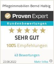 Erfahrungen & Bewertungen zu Pflegeimmobilien Bernd Halbig