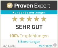 Erfahrungen & Bewertungen zu HKR Entertainment GmbH