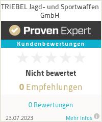 Erfahrungen & Bewertungen zu TRIEBEL Jagd- und Sportwaffen GmbH