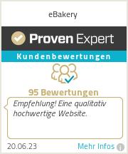 Erfahrungen & Bewertungen zu eBakery