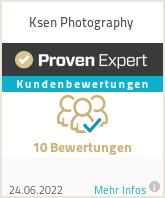 Erfahrungen & Bewertungen zu Ksen Photography
