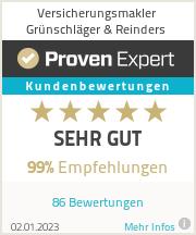 Erfahrungen & Bewertungen zu Versicherungsmakler Grünschläger & Reinders