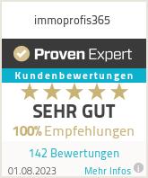 Erfahrungen & Bewertungen zu immoprofis365
