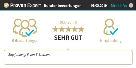 Erfahrungen & Bewertungen zu Pruess-Tec/X GmbH anzeigen