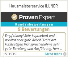Erfahrungen & Bewertungen zu Hausmeisterservice ILLNER