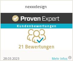 Erfahrungen & Bewertungen zu nexxxdesign