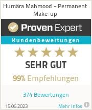 Erfahrungen & Bewertungen zu Humära Mahmood - Permanent Make-up