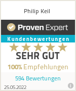 Erfahrungen & Bewertungen zu Philip Keil