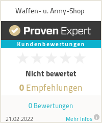 Erfahrungen & Bewertungen zu Waffen- u. Army-Shop
