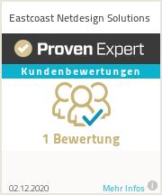 Erfahrungen & Bewertungen zu Eastcoast Netdesign Solutions
