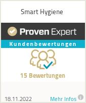 Erfahrungen & Bewertungen zu Smart Hygiene