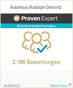 Erfahrungen & Bewertungen zu Autohaus Rudolph Oelsnitz