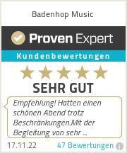 Erfahrungen & Bewertungen zu Badenhop Music