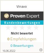 Erfahrungen & Bewertungen zu Vinavo