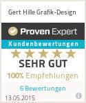 Erfahrungen & Bewertungen zu Gert Hille Grafik-Design