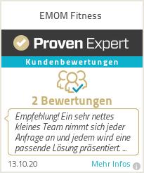Erfahrungen & Bewertungen zu EMOM Fitness