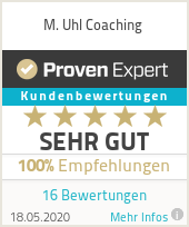 Erfahrungen & Bewertungen zu M. Uhl Coaching