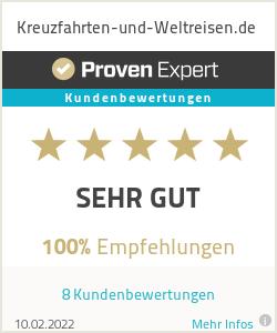 Erfahrungen & Bewertungen zu Kreuzfahrten-und-Weltreisen.de