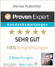 Erfahrungen & Bewertungen zu Denise Krabichler