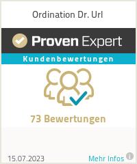 Erfahrungen & Bewertungen zu Ordination Dr. Url