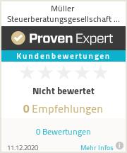 Erfahrungen & Bewertungen zu Müller Steuerberatungsgesellschaft mbH Gladbeck