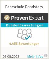Erfahrungen & Bewertungen zu Fahrschule Roadstars