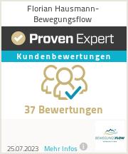 Erfahrungen & Bewertungen zu Florian Hausmann- Bewegungsflow