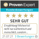 Erfahrungen & Bewertungen zu Michael Gregor