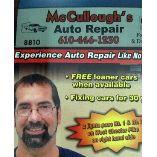 McCulloughs Auto Repair