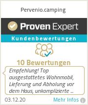 Erfahrungen & Bewertungen zu Pervenio.camping