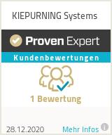 Erfahrungen & Bewertungen zu KIEPURNING Systems