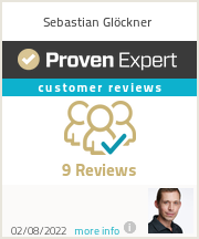 Ratings & reviews for Sebastian Glöckner