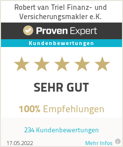 Erfahrungen & Bewertungen zu Robert van Triel Finanz- und Versicherungsmakler e.K.