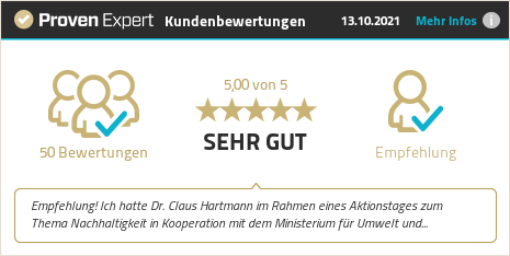 Kundenbewertungen & Erfahrungen zu Dr. Claus Hartmann. Mehr Infos anzeigen.