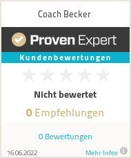 Erfahrungen & Bewertungen zu Coach Becker