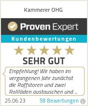 Erfahrungen & Bewertungen zu Kammerer OHG