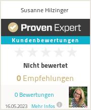 Erfahrungen & Bewertungen zu Susanne Hilzinger