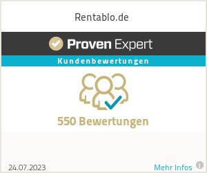 Erfahrungen & Bewertungen zu Rentablo.de