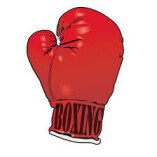 Boxing Paul vs Woodley