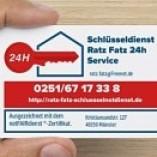 Schlüsseldienst Ratz Fatz 24 h Service