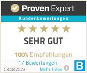 Erfahrungen & Bewertungen zu Barmenia Versicherung - Alexander Scheurle
