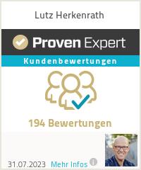 Erfahrungen & Bewertungen zu Lutz Herkenrath