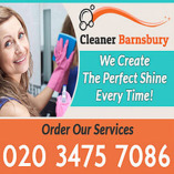 Cleaning Services Barnsbury
