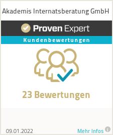 Erfahrungen & Bewertungen zu Akademis Internatsberatung GmbH