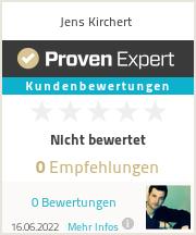 Erfahrungen & Bewertungen zu Jens Kirchert