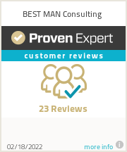Ratings & reviews for BEST MAN Consulting