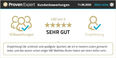 Kundenbewertungen & Erfahrungen zu Life Kinetik - Matthias Bruhn. Mehr Infos anzeigen.