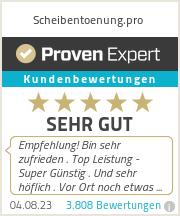 Erfahrungen & Bewertungen zu Scheibentoenung.pro