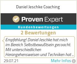 Erfahrungen & Bewertungen zu Daniel Jeschke Coaching
